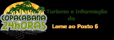 Informação e Turismo do Leme ao Posto6
