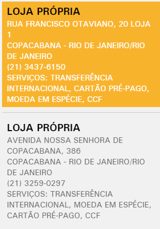 lojas-western-union-copacabana-ver-telefone-e-endereco