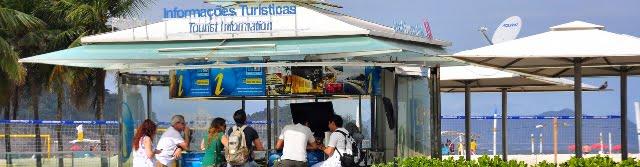 Posto de informações turísticas 1